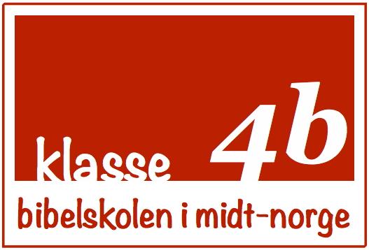 Logo klasse4b - 4